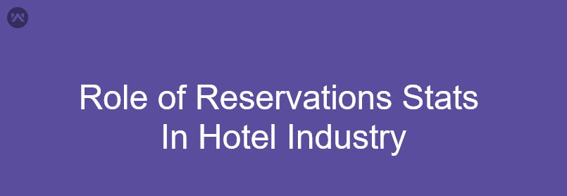 Why Occupancy Stats are needed for hotels?