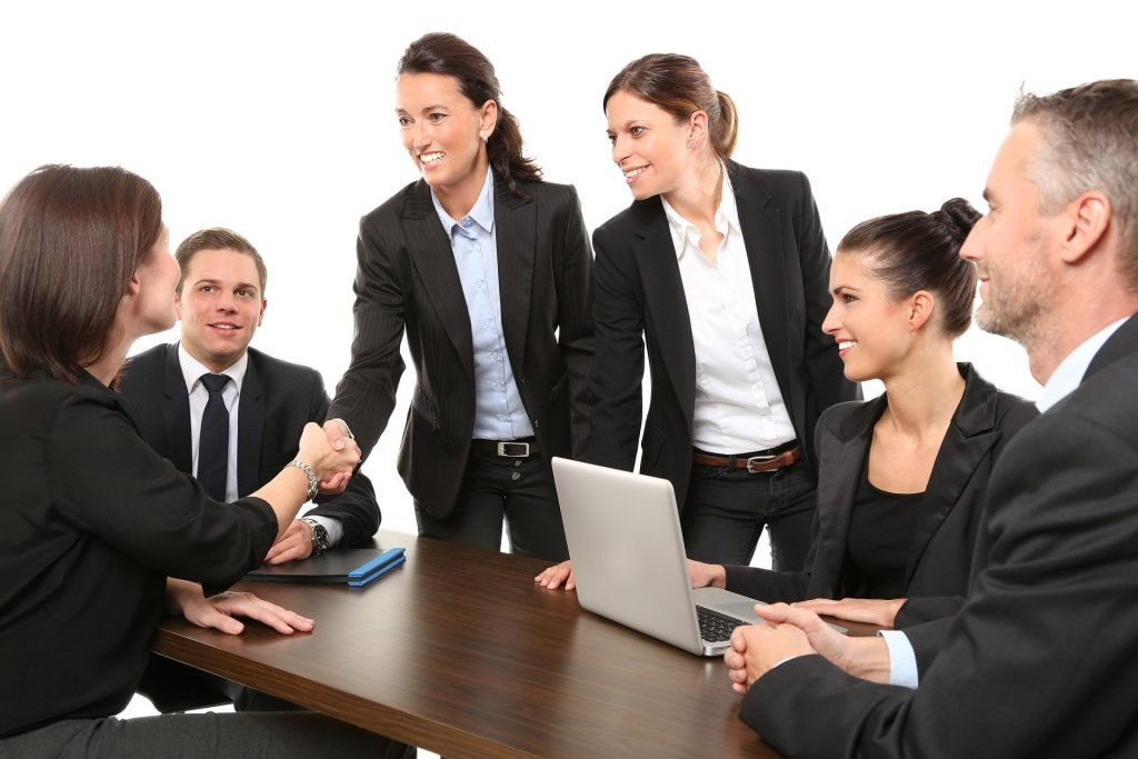 Healthy bond between employer and employees to resolve employment issues.