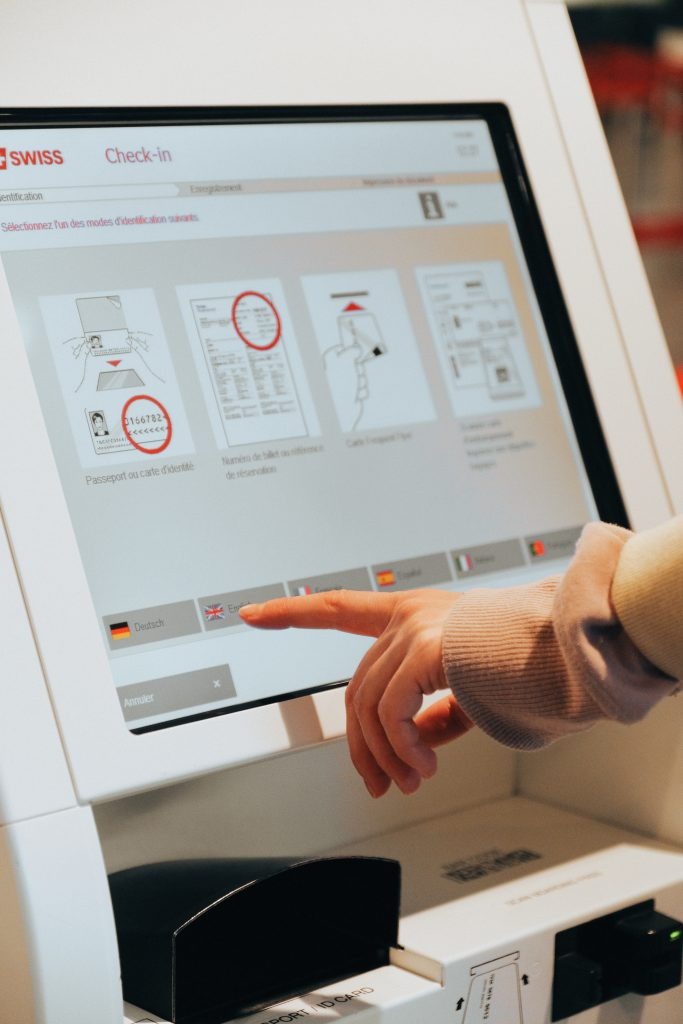 kiosk system boosts hotel services